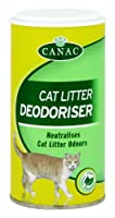 Neutralises cat litter odour Herbal fresh fragrance and keeps the area around the cat litter tray fresh and clean smelling Suitable for use on all types of cat litter