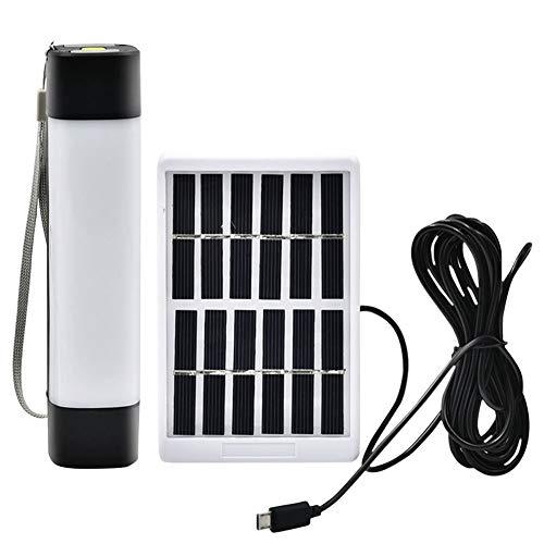 Solar Camping Licht Zaklamp Met USB Mobiele Telefoon Opladen Schat Multifunctionele Verlichting Noodverlichting Camping Tent Licht