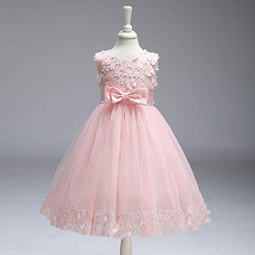 FIZZENN Vestido de Bola del tutú Floral del Desfile de Las Muchachas...
