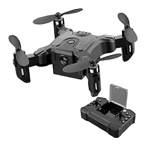 Quadcopter Bolsillo Plegable Mini Aviones no tripulados con la cámara de WiFi Remoto Smart Control El Seguimiento a Largo Vuelo Aviones no tripulados para Niños Principiante hábil Fabricación