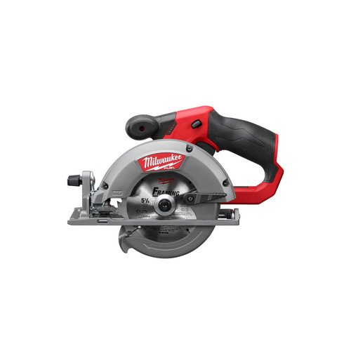 Milwaukee 2530-20 M12 FUEL 12V Cordless Lithium-Ion 5-3/8 in. Circular Saw (Bare Tool)