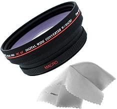 Sony Cybershot DSC-HX100V is 0.5X High Definition Wide Angle Lens