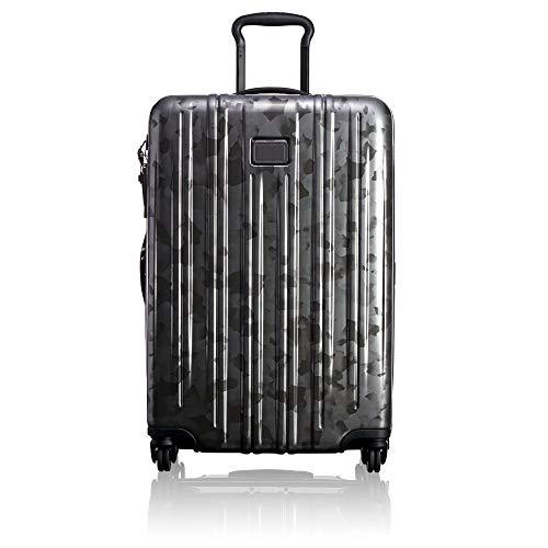 TUMI - V3 Short Trip Expandable Packing Case Suitcase - Medium Hardside Luggage - Black