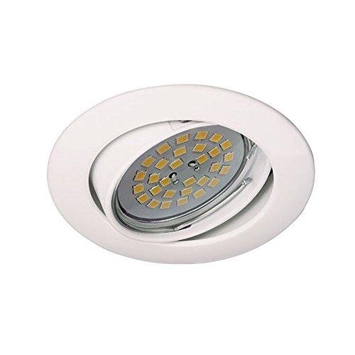 Wonderlamp Basic W-E000016 - Empotrable Blanco Basculante