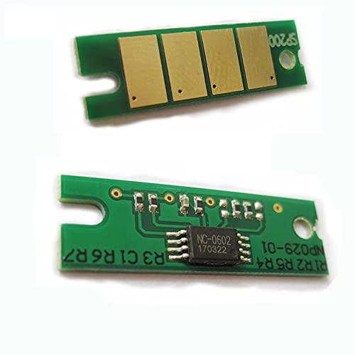 50x Chip de tóner RICOH Aficio SP100 SP111 SP111SF SP111SU SP100e SP100SU SP100SF SP112 SP112SF SP112SU SP110q SP110suq