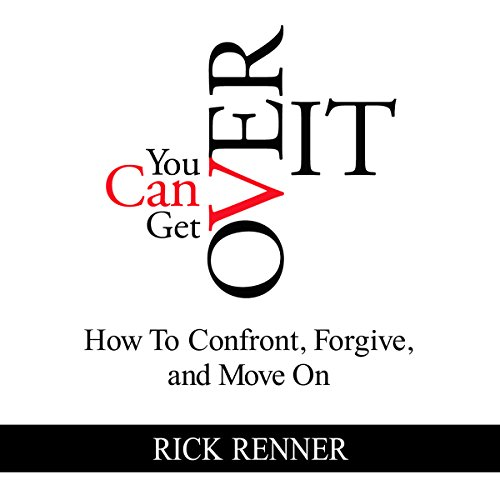 You Can Get Over It audiobook cover art