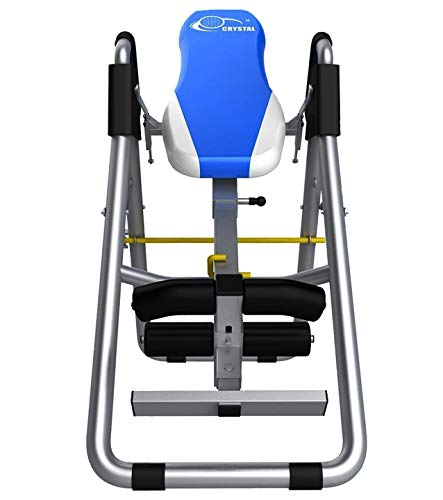 Sale!! Heavy Duty Inversion Table Health & Fitness Decompression and Extension Machine Household Spo...