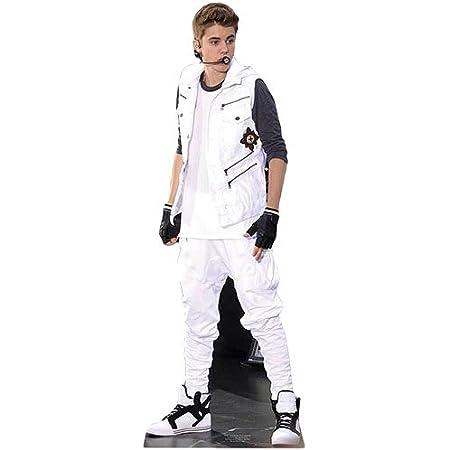 Justin Bieber Recorte de cartón tamaño real