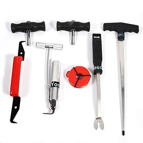 Windschutzscheibe Entfernungs Werkzeug 7pcs Auto Windschutzscheibe Kit Autoglas Einbau Ausbau Reparatur Handwerkzeug