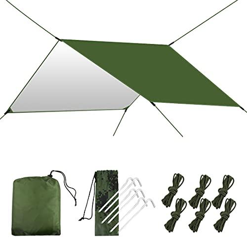 LAMA Wasserdicht 3x3m Camping Bild