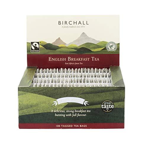 Birchall - English Breakfast Tea - 250g - 100 Bags
