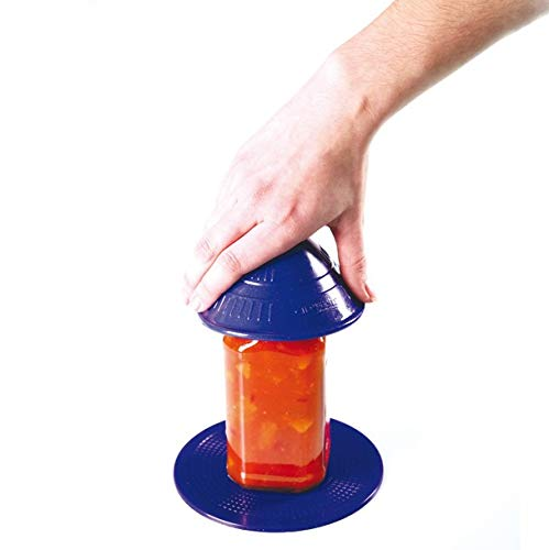 Abretarros antideslizante para abrir tarros y botes con facilidad | Ayudas para la vida diaria