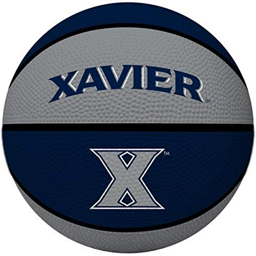 NCAA Xavier Musketeers Crossover Full Size Basketball by Rawlings , Size 7