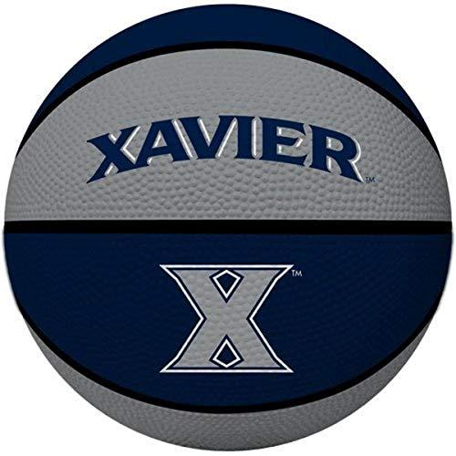 Rawlings NCAA Xavier Musketeers Alley OOP Dunk Basketball
