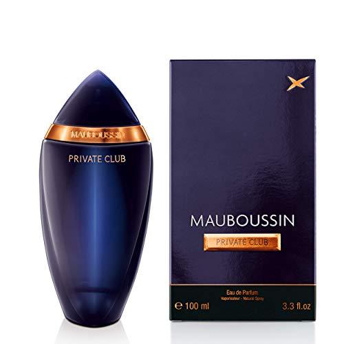 Mauboussin - Eau de Parfum Homme - Private Club - Holziger & Orientalischer Duft - 100ml