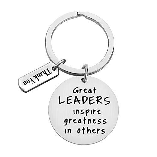 Boss Keyring Leader Appreciation Gift Thank You Gift for Leader Supervisor...