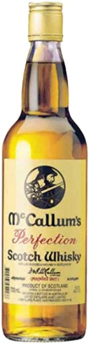 Mccallums Perfection Blended Scotch Whisky 700ml