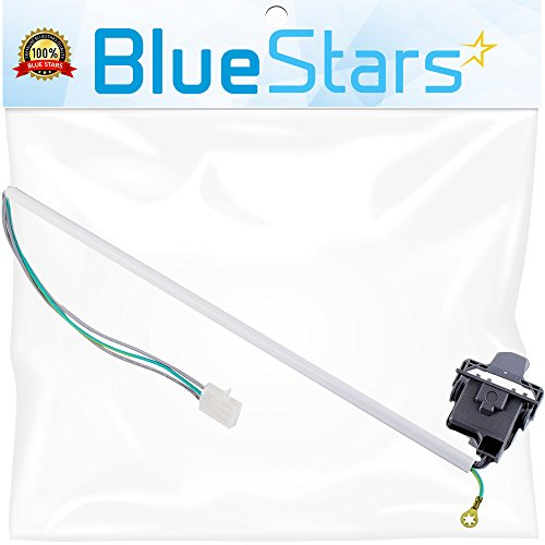 Ultra Durable 3949247 Washer Lid Switch Replacement part by Blue Stars - Exact Fit for Whirlpool & Kenmore Washers - Replaces 3949247V 3949239 3949240 3949247VP PS11722098