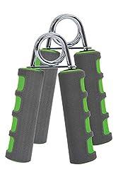 Schildkröt Fitness Handmuskeltrainer 2er Set, Anthrazit-Grün, in 4-Farb Karton, 960022
