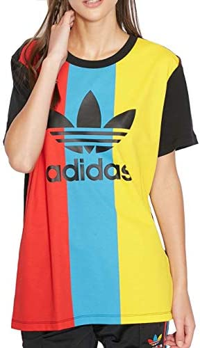 Adidas Originals Boyfriend Treefoil Camiseta Color Multicolor para Mujer
