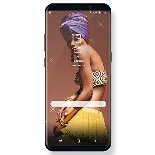 GLAZ Liquid 2.0 Flüssiger Displayschutz geeignet für Samsung Galaxy S8 Panzerglas, Schutzfolie, Blasenfrei, Premium Panzerfolie, Volle Abdeckung, Glas Folie, Displayschutzfolie, Hüllenfreundlich