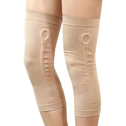 TLMYDD Meniscus Injury knie Oefening Mannen En Vrouwen Hardlopen Oude Koude Been Fitness knie Leggings Dunne Winter Warm Beschermende Gear Kneepad