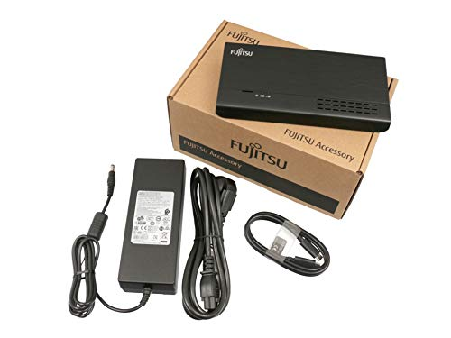 Fujitsu PR09 USB-C Port Replikator inkl. 120W Netzteil für Lenovo V340-17IWL (81RG)