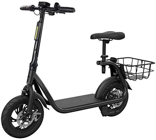 Scooter de la Bicicleta eléctrica Plegable de 350W Portátil y fácil de...