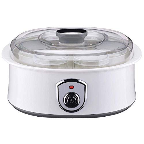 Best Review Of Yoghurt Maker Electric Yogurt Maker 1.5L Automatic Universal Stainless Steel Liner Na...