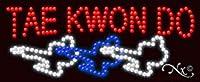 Tae Kwon Do LEDサイン( High Impact、エネルギー効率的な)