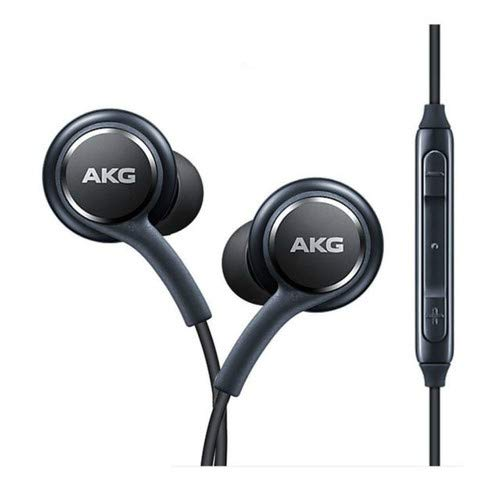 41Iz0rmXvZL. SL500  - OEM Amazing Stereo Headphones for Samsung Galaxy S8 S9 S8 Plus S9 Plus S10 Note 8 9 - Designed by AKG - with Microphone