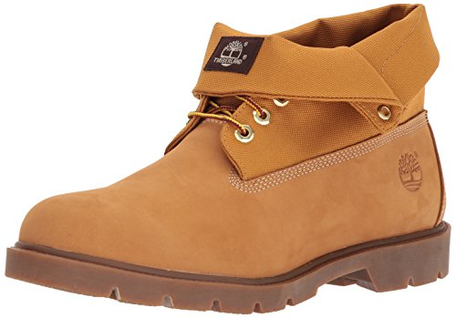 Timberland Basic Roll Top 6634A, Herrenstiefel Wheat - Größe: 43.5