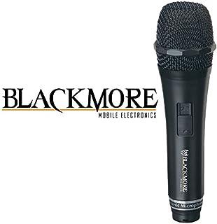 Blackmore Dynamic Microphone, Black (BMP-4)
