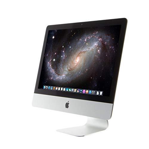 Apple iMac ME086LL/A 21.5in Desktop, 16GB RAM, 128GB SSD, 2.7GHz Intel Core i5, Silver (Renewed)