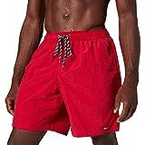 North 56-4 99059 Pantaloncini da Mare, Rosso (Red 0300), XXXXL Uomo