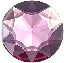 43mm Pink H112 Large Self Adhesive Round Jewels - 2 Pieces