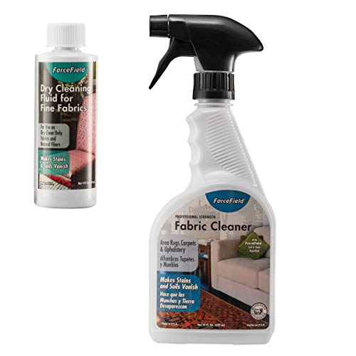 ForceField - Fabric Cleaner - Remove, Protect, and Deep Clean, 22oz~WITH FREE GIFT~