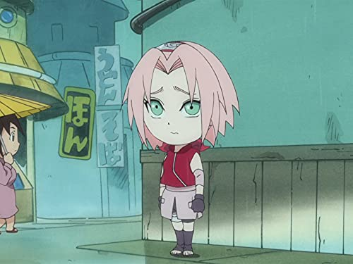 Abenteuer-Lernen mit Ninjutsu-Verbot / Ich will mit Sakura unter einem Schirm stecken