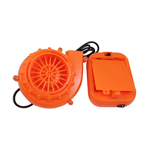Jiacuo Mini-ventilator voor mascotten, opblaasbaar kostuum, kleding, barbecue