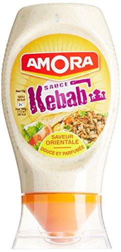 sauce blanche kebab carrefour