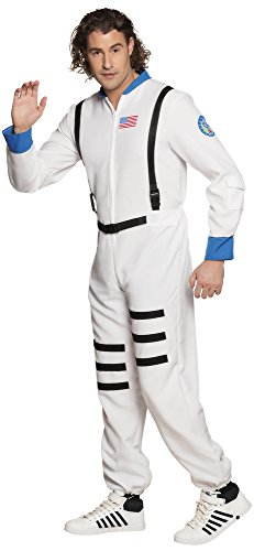 BOLAND 83703adultos Disfraz astronauta, 54/56 , color/modelo surtido