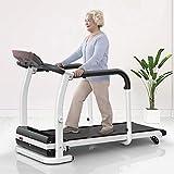 YOVYO Tapis De Course Electrique Pliable pour Personnes âgées, Moteur Pliant 2.0HP Machine De...