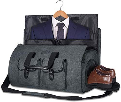 CNMF Pak tas, draagtas waterdichte reistas voor mannen 45L met schoenenvak