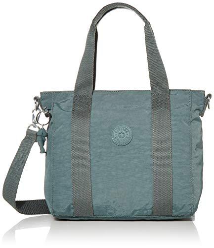 Kipling Women's Asseni Mini Tote Bag, Light Aloe, One Size
