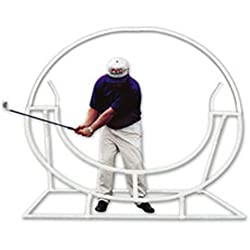 Full Circle PVC Golf Swing Plane Trainer
