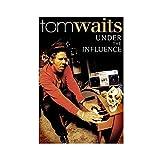 Tom Waits Under The Influence Leinwand-Poster, Wandkunst,