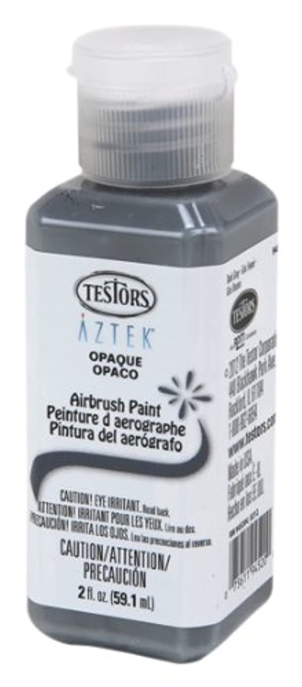 Testors Airbrush Paint, Opaque Dark Gray