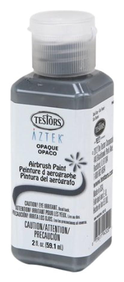 Testors Airbrush Paint, Opaque Dark Gray