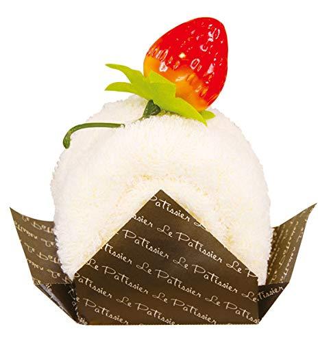 カットロールケーキ バニラ 日本製 今治 タオルのケーキ ふわふわ 柔らかい ギフト