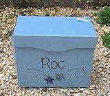 Geschenk Windeln klein in Box mit Widmung